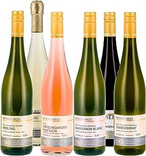 Weingut Mees SOMMERWEIN TROCKEN PROBIERPAKET Wein Weiß, Rosé, Secco Deutschland Nahe Paket 6 x 750 ml
