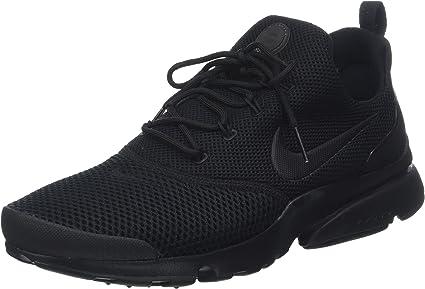 Nike Presto Fly Chaussures de Running Compétition Homme, Noir ...