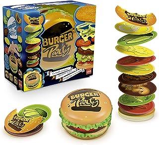 Burger Party - Juego de Cartas (Goliath 30890)