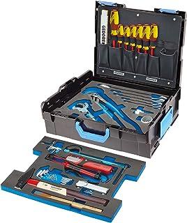 GEDORE 1100-03 L-BOXX 136 z asortymentem sanitarnym, 44-częściowy