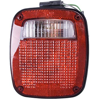 Tail Light Assembly-X Right OMIX 12403.48