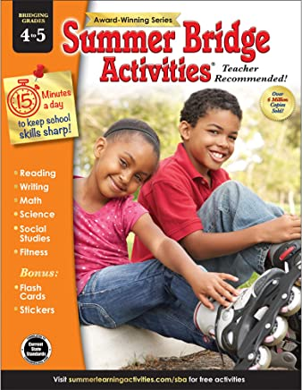 Summer Bridge Activities: Bridging Grades 4 to 5