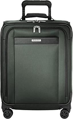 Briggs & Riley Transcend VX Wide Carry-On Expandable Spinner