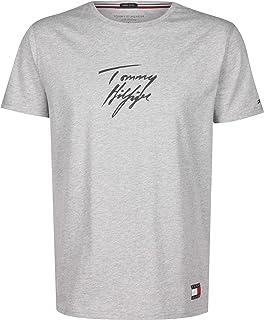 Tommy Hilfiger Crew Neck Logo Short Sleeve T-Shirt