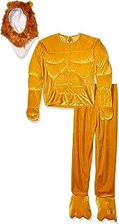 Men's Twosomes Macho Lion Adult Costume