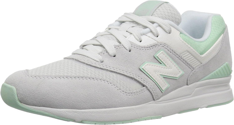 New Balance Womens 697v1 Sneaker