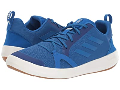 adidas Outdoor Terrex CC Boat (Blue Beauty/Blue Beauty/Chalk White) Men