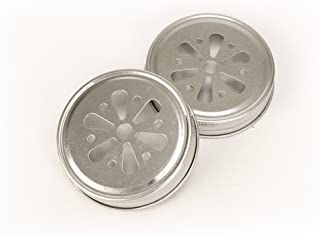 Best plastic mason jars with daisy lids Reviews
