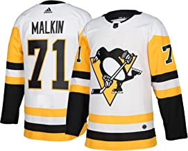 adidas Evgeni Malkin Pittsburgh Penguins Authentic Away NHL Hockey Jersey