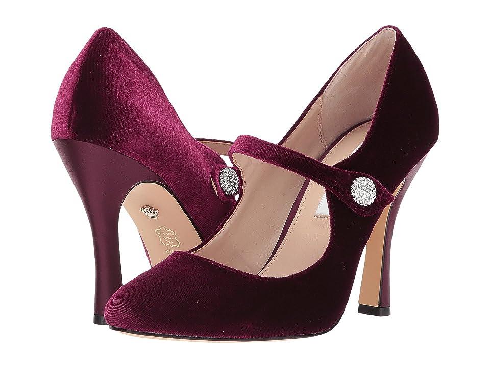 Nina Idette (Merlot) High Heels