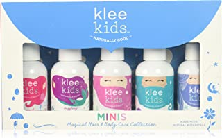 Luna Star Naturals Klee Kids 5 Piece Mini Hair and Body Care Set
