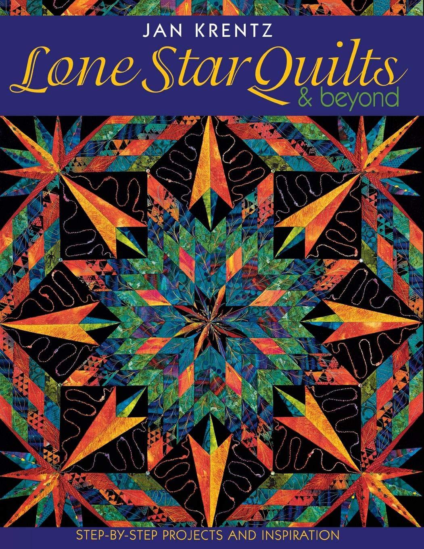 Spiral Lone Star Quilt Pattern Free Quilt Patterns