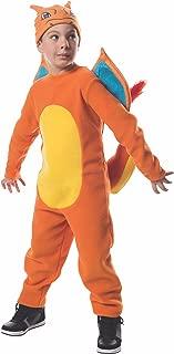 Rubie's Costume Pokemon Charizard Costume, Small