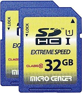 32GB Class 10 SDHC Flash Memory Card SD Card by Micro...