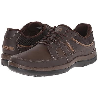 Rockport Get Your Kicks Blucher (Brown) Men