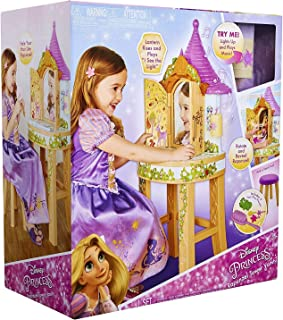 Rapunzel Disney Tower Vanity