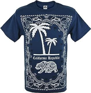 Best blue paisley t shirt Reviews