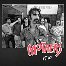 The Mothers 1970 [4-CD Clamshell Box]