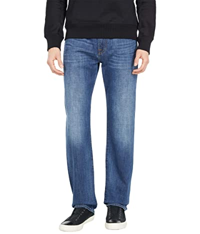 7 For All Mankind Standard Classic Straight Clean Pocket (Yakima) Men