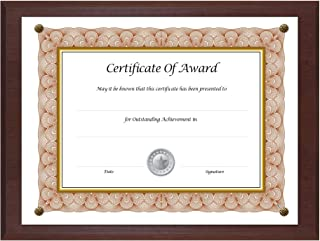 wooden award plaque