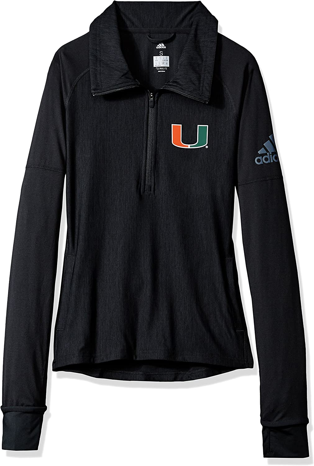 It is very popular Max 74% OFF adidas Team Logo Vertical Heather Pullover 1 Zip 4