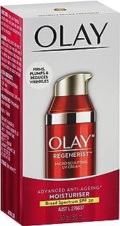 Olay Regenerist Micro-Sculpting Face Cream Moisturiser SPF 30 50 Grams