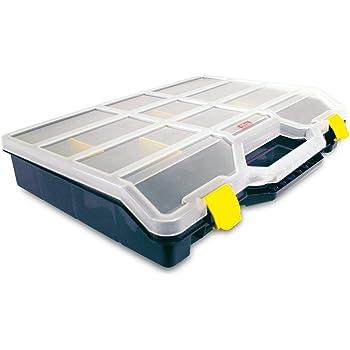Tayg Estuche con separadores móviles n.47-26, 460 x 350 x 81 mm: Amazon.es: Bricolaje y herramientas