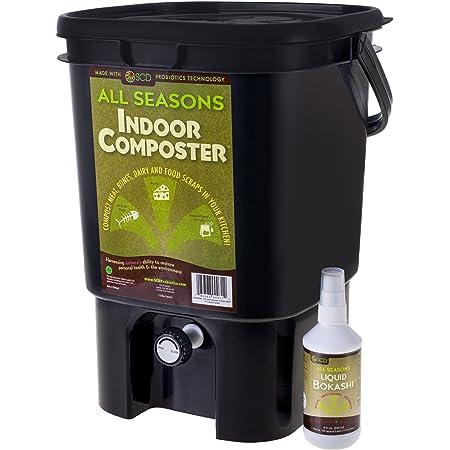 Hozelock Ltd 4194 0000 Bokashi Composter Bran 1Kg 19 Litre Standard