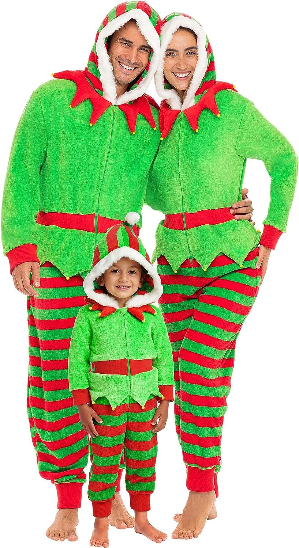 Mail order unisex Alexander Del Rossa Matching Family Flee Pajamas Warm Christmas