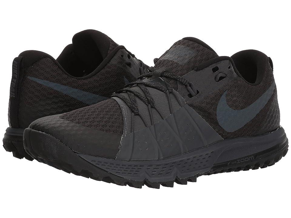 Nike Air Zoom Wildhorse 4 (Black/Anthracite/Anthracite) Men
