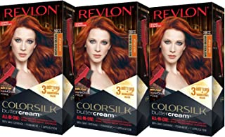 Best revlon colorsilk red shades Reviews
