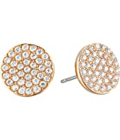 Kate Spade New York - Shine On Pave Stud Earrings