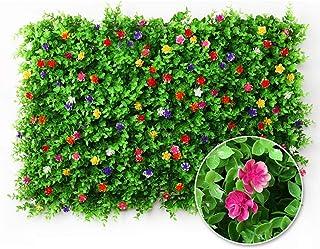 40 x 60 cm konstgjord murgröna trädgårdsstaket skärm, trädgård integritet och skyddande skärmar falsk murgröna klätterväxt...