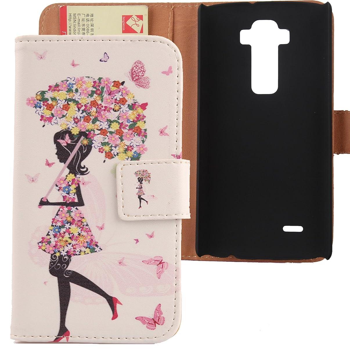 Lankashi Pattern Design Leather Cover Skin Protection Case for LG G Flex 2 F510 H959 5.5