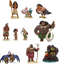 Disney Moana Deluxe Figure Play Set