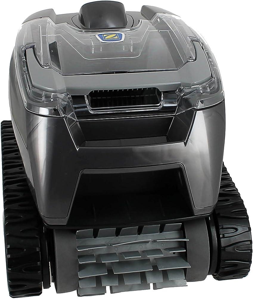 Zodiac, robot automatico per piscina tornax ot 3200 tile, fondo e pareti, spazzola speciale per piastrelle WR000126