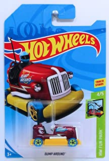 Hot Wheels Mattel Basic Die-Cast Treasure Hunt Hw Fun Park - Bump Around