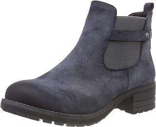 Rieker Femme Bottes, Boots 96864, Dame Bottes d'hiver