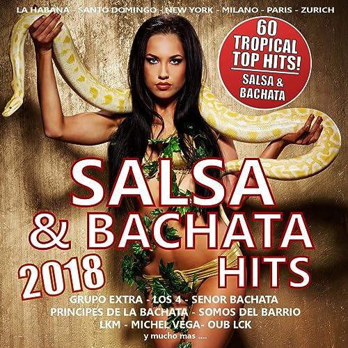 Salsa Bachata Hits 2018 Tropical product image