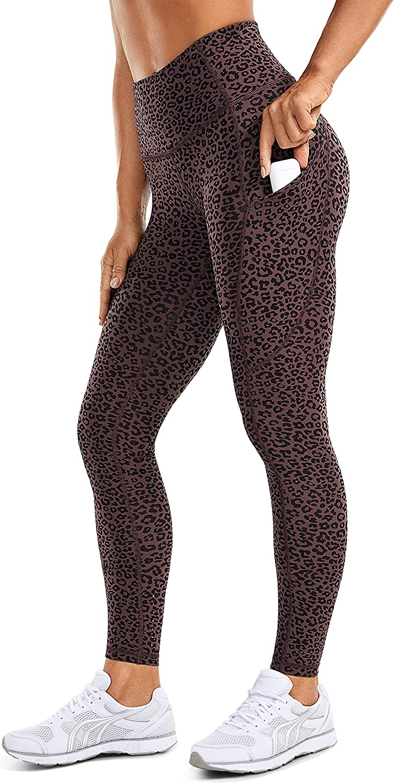 CRZ YOGA Women's Naked Feeling Inches Leggings Light Running New Max 52% OFF product 28