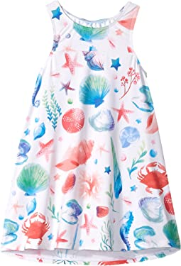 Hatley Kids - Ocean Treasures Swim Dress Cover-Up (Toddler/Little Kids/Big Kids)