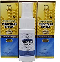 ApBee Propolis Sprayアピビープロポリススプレー マヌカ蜂蜜エキナシアエキス入り 30ml 3本セット