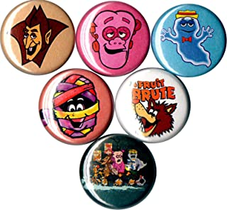 Set of 6 Monster Cereal 1