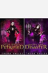 A Violetta Massoni Adventure (2 Book Series) Kindle Edition