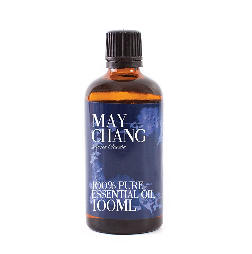 の配列矢印意識Mystic Moments | Litsea Cubeba Essential Oil - 100ml - 100% Pure