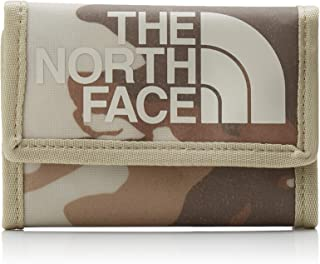 North Face Unisex-Adult Wallets, Khaki Camo/Twil Beige - NOT0CE69-BFS