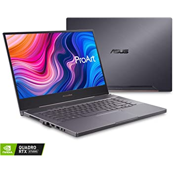ASUS ProArt StudioBook Pro 15 Mobile Workstation Laptop