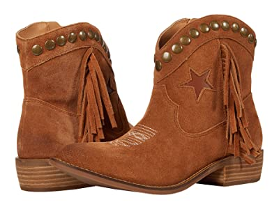 Dingo Lonestar (Whiskey Suede) Women