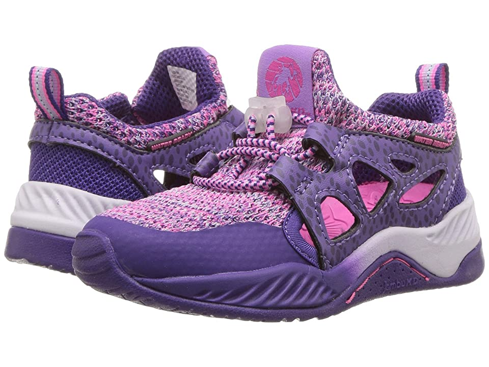 Jambu Kids Anthozoa (Toddler/Little Kid/Big Kid) (Purple) Girls Shoes