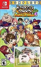 Harvest Moon®: Light of Hope SE Complete BONUS Mini Cow Figure for the Nintendo Switch